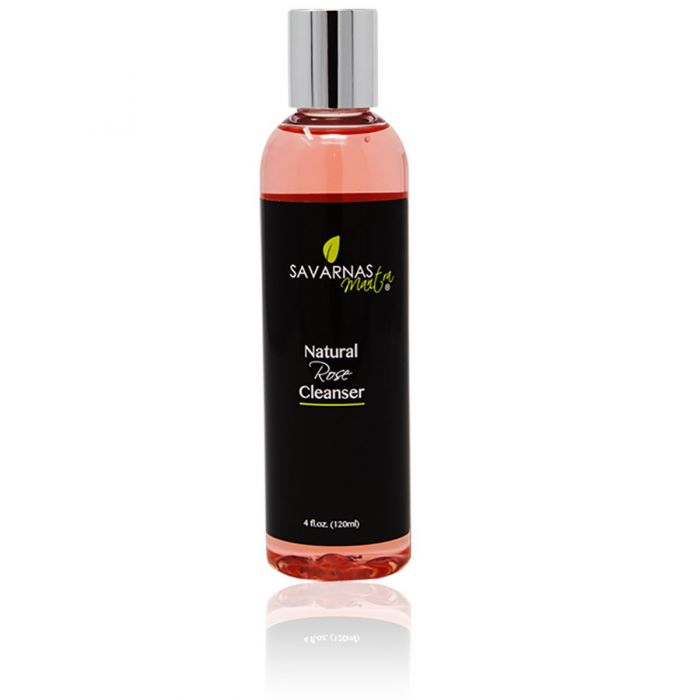 NATURAL ROSE CLEANSER