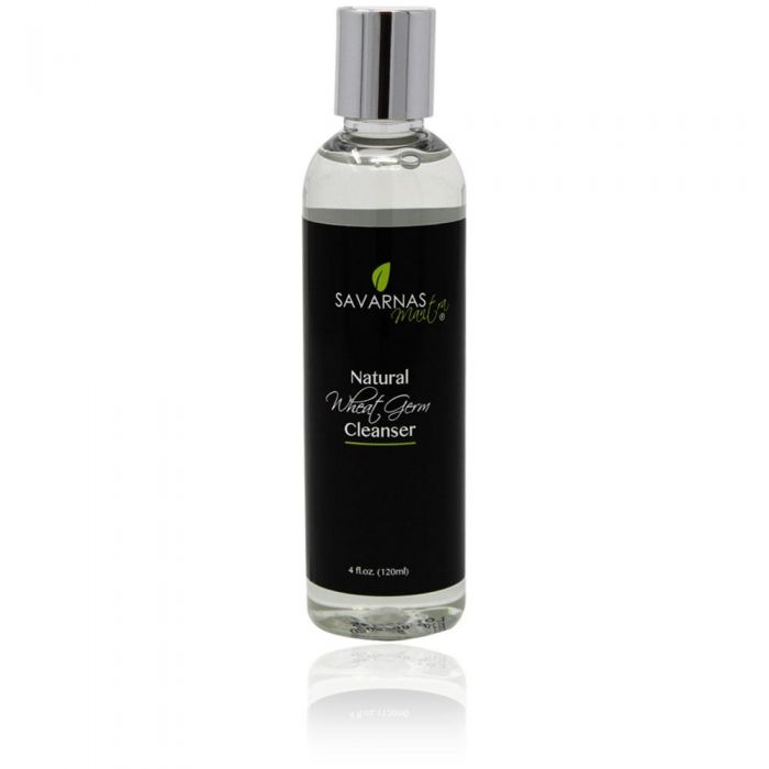 NATURAL WHEAT GERM CLEANSER