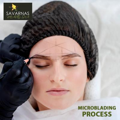 What is Microblading? how it's done and its benefits.